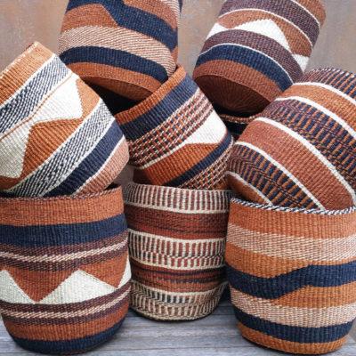 Geometric Baskets